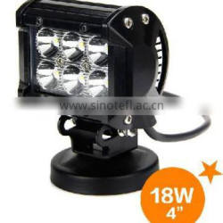 18W LED Offroad Light for 4x4 ,LED Work Light,LED MINI Offroad Light Bar