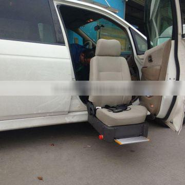 2015 Chinese special S-LIFT swivel seat for van and motohome for wheelchair user
