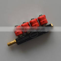 Widely used LPG CNG injector rail used to CNG KITS