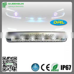 Universal LED daytime running light