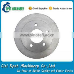 China supplier OEM vented brake disc rotor 43512-20440 for Toyota HIACE