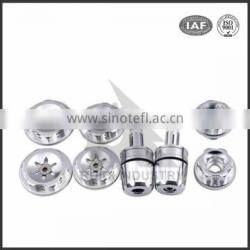 ISO standard 6061 T6 high precision aluminum cnc machining parts