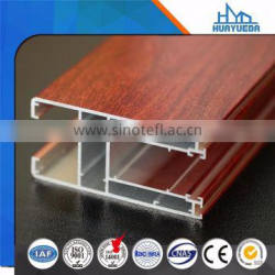 China Factory Extruded Aluminum Handrail and Railing Profiles