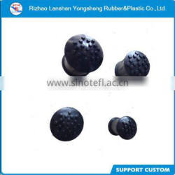 High Quality Many Sizes Plastic Leg Tips Supplier in China