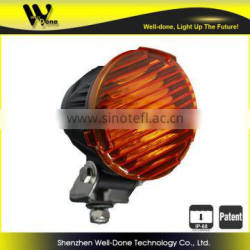 Unique Design Oledone HOT IP68 C ree COB 25W motorcross LED work light with various covers option
