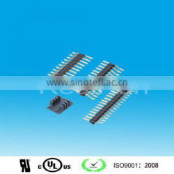 2.0mm Pitch Single Row SMD Angle Pin Header connector alibaba in China