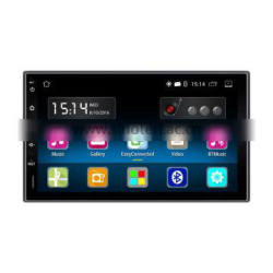 Mercedes Benz A-class Smart Phone Waterproof Car Radio 1024*600 2GRAM+16GROM