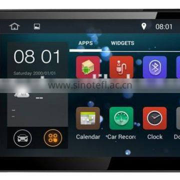 Android 4.4 system car dvd player with gps navigation for Honda FIT 2014