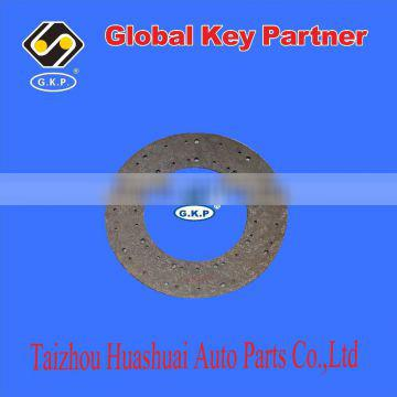 clutch plate material of GKP036 from auto clutch maker
