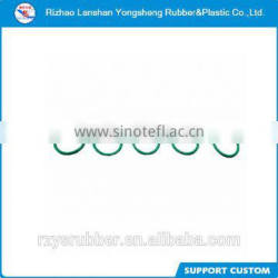 high quality green different sizes viton o- ring factory supplier