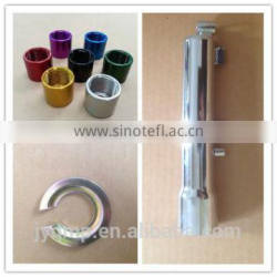 303 Stainless Steel Polishing Hex Axle Accessories for Custom Car and Truck