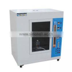 IEC60695-11-3 Standard Plastic Horizontal And Vertical Burning Tester Price
