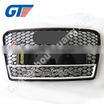 for audi A7 change RS7 front grille