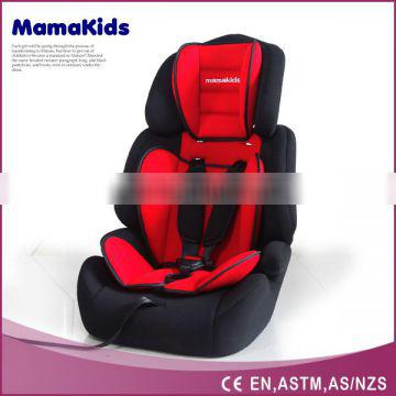 2016 new style baby car seat / child car seat, baby seat for group 1+2+3(9-36kg) with ECE R44/04