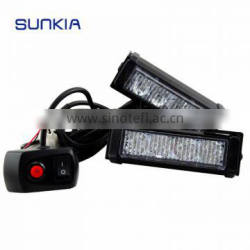 4LED police taffic warning light bar 10 models warning beacon light