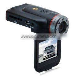 China manufacturer 2inch super wide-angle IR lights car camcorder w6 car black box full hd1080p 2013 c