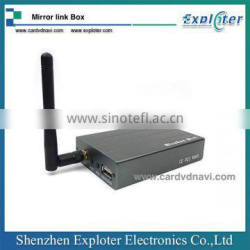SALE WIFI Mirror Link Support ISO Iphone & Android Phone
