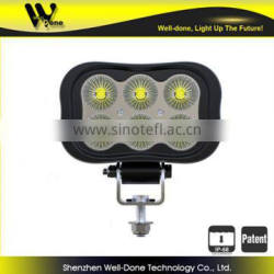 New High quality Oledone 30W rectangle motorcycle LED driving light SUV ATV Jeep LED Wwork light