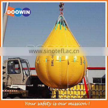 Water Filled Weight Bags For Any Lifting Equipment Or Load-bearing Structure