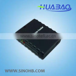Huabao HB-A6 gps vehicle tracker for motor with realtime tracking sos geofence overspeed