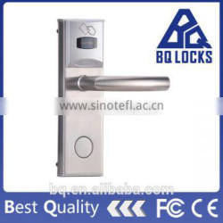 K-3000G3B Ultra Low Power Consumption and Low Temperature Working 2015 Economic Hot Seller RF Card Hotel Door Lock