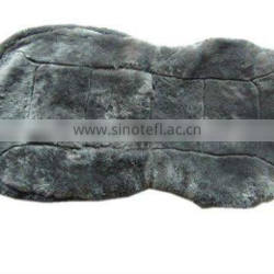 cheap and fashion warm car seat cover with 100% Australia sheepskin factory with BSCI certification