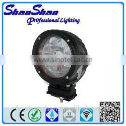 40W 2800LM Super bright led work light SS-1007/jeep wrangler accessories