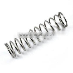 High precision specialty stainless steel compression coil springs made in China
