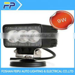 FP auto lighting led light 9W light