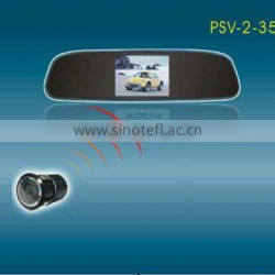 rear view mirror TFT display car camera system