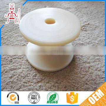 Long working life durable nylon plastic pulley