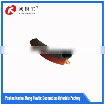 Best quality plastic mirror sheet with aluminum sealing strip