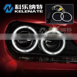 alibaba china led projector auto led headlight drl angel eye car headlamp
