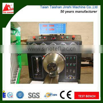 7.5KW 380V LCD type 12PSDB diesel injection pump test bench from alibaba