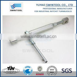 China Swintool ratchet load binder turnbuckle FOR U SHOP LINE