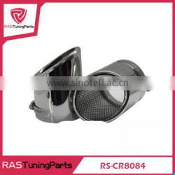 304 Stainless Steel Exhaust Mufflers For Aud.i 2006 To 2012 Q7