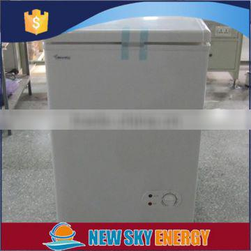 High Quality Factory Manufacture Solar Home Freezer