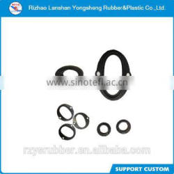 customized plastic flat washer plastic circle gasket
