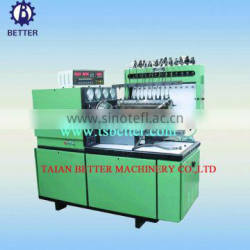 (12psb) diesel fuel injection pump test bench,diesel injector testing