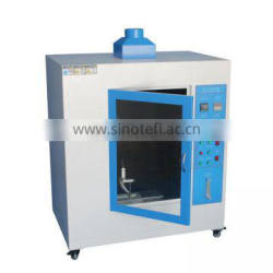 AISRY Needle Flame Test Apparatus for Insulation Materials