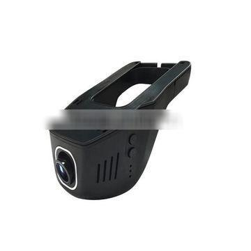 Hidden style FHD 1080P car DVR recorder with loop video recording