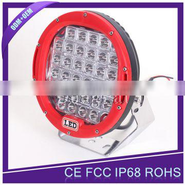 LED WORK LIGHT SPOT BEAM OFFROAD DRIVING LIGHTS 4WD