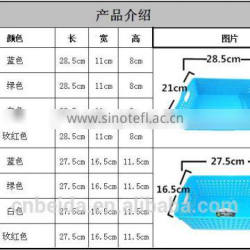 High quality wholesale new design All kind of Plasitic Basket