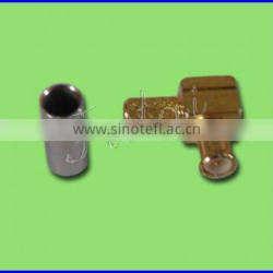 MCX Connector for RG58u cable