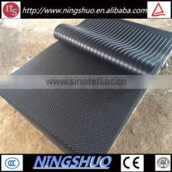 Trade Assurance rubber flooring type cattle shed rubber mat, stable matting