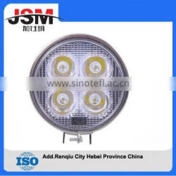 universal excavator/cranes round 4 inch led work light