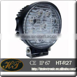approved led work light for truck waterproof led works lamp