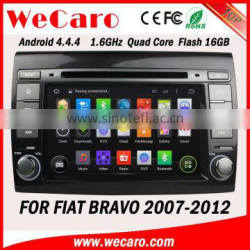 Wecaro WC-FB7000 Android 4.4.4 car dvd player for Fiat Bravo 2007 - 2012 with radio 3G wifi playstore Quality Choice