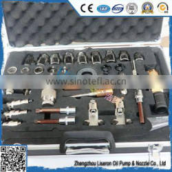 38PCS guaranteed tools for remove bosch injectors,Liseron removal tool common rail injectors,mechnical tool for diesel injector