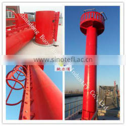 UHMWPE Light House Servicing at Tianjin Port